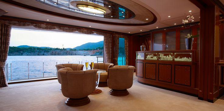 28 Best Boat Interior Design Images On Pinterest