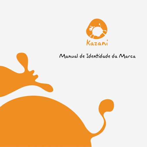 Marca e Manual da marca by Érika Cabral, via Behance