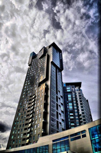 Gdynia Sea Towers Poland