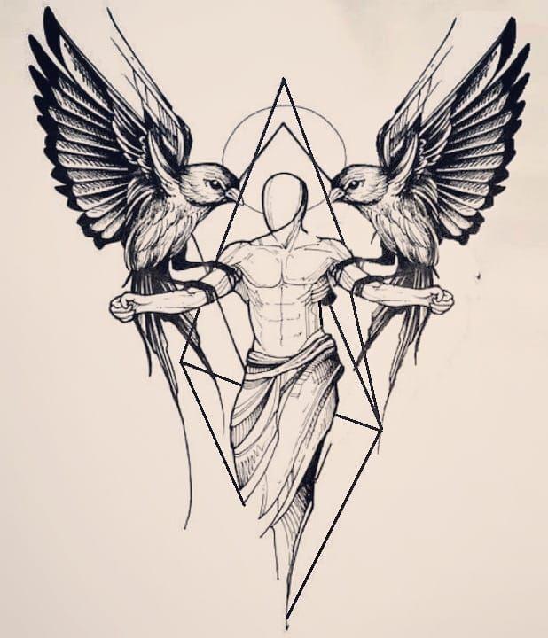 buen simo para tatuaje tatouages uniques tatouages nouveaux tatouages futurs tatouages art corporel tatouage  Art Corporel