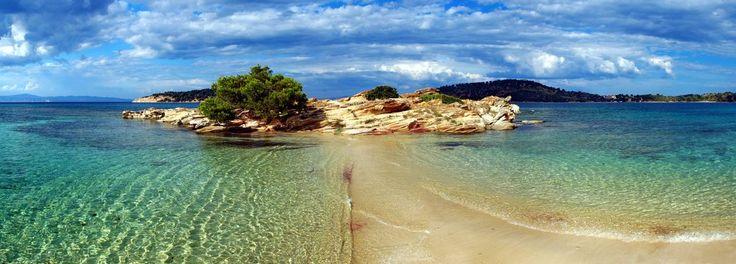 lagonisi beach halkidiki