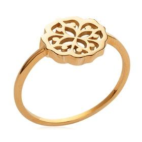Bague arabesque dorée Sensimio ! #Bazarchic