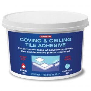 Bostik Ceiling and Coving Adhesive Tub