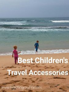 The best children's travel accessories to make your trip easier!