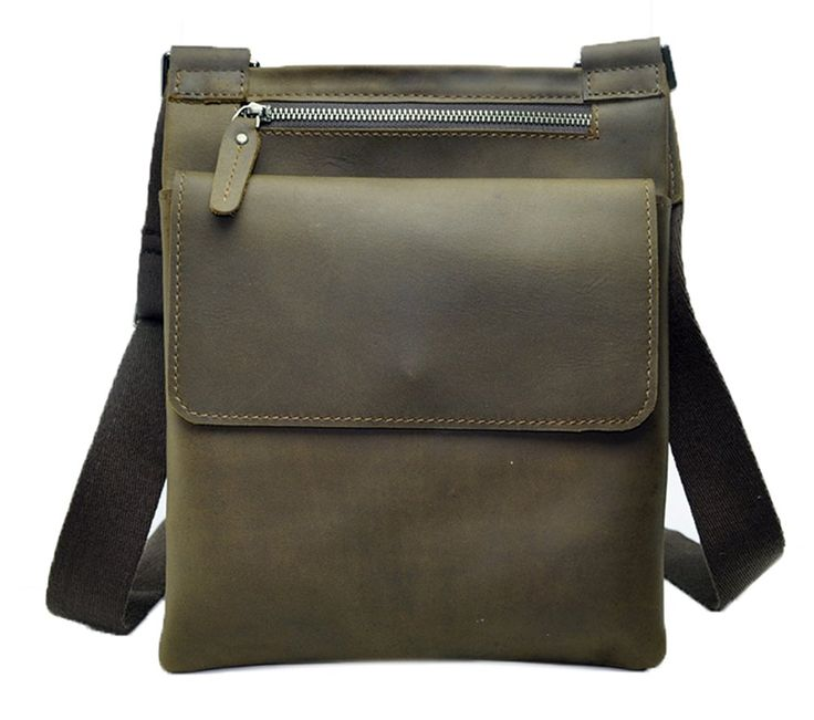Genda 2Archer Vintage Genuine Leather Crossbody Small Messenger Shoulder Bag * Check out this great product. (This is an Amazon Affiliate link and I receive a commission for the sales)