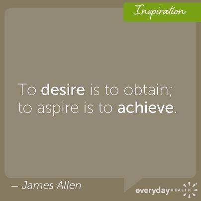desire achieve