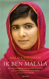 Malala Yousafzai was gisteren te gast in College Tour. Lees haar aangrijpende verhaal in Ik ben Malala.   http://www.bruna.nl/boeken/ik-ben-malala-9789000331536