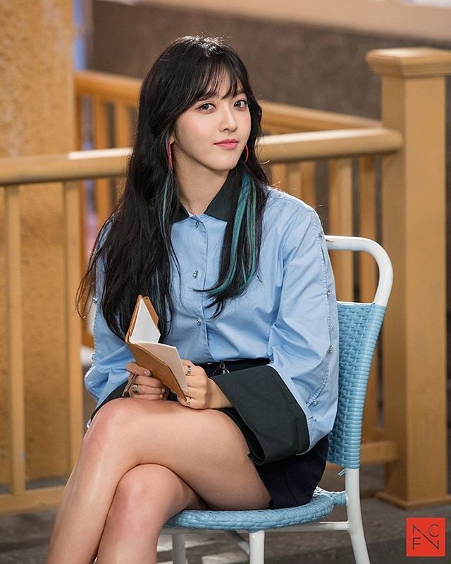 [STARCAST] #AOA - #Excuse_Me MV Behind The Scene: #Chanmi #ANGELS_KNOCK
