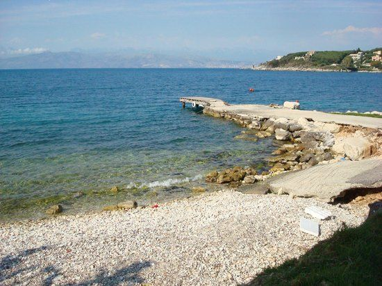 imerolia beach corfu - Google Search