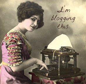 I'm blogging this. - Foter