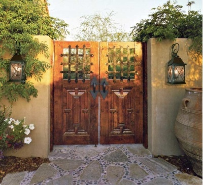 entrance to my courtyard in my next home j and d landscape project pinterest gardens. Black Bedroom Furniture Sets. Home Design Ideas