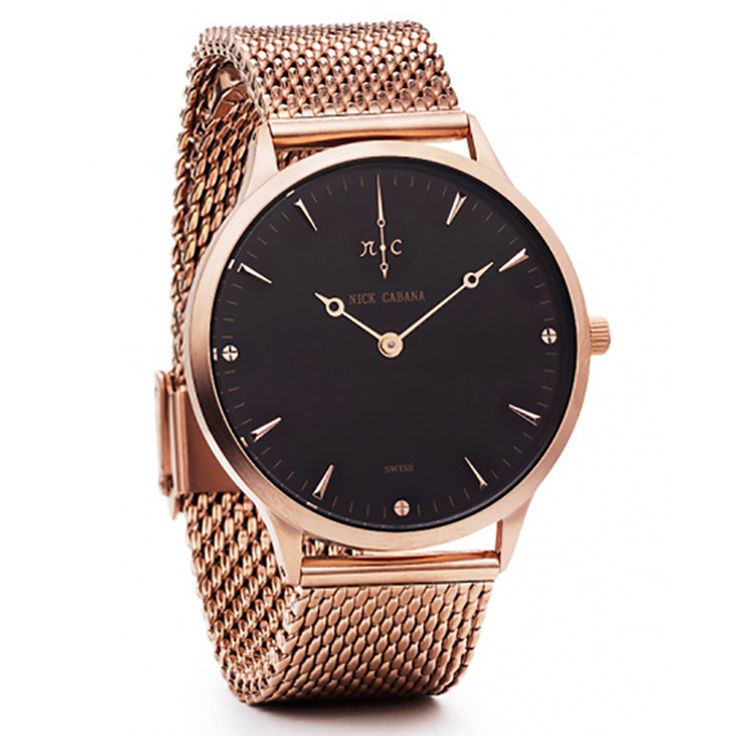 Luxury Rose Gold Watches Women men watch Ladies Quartz Wristwatches Bracelet  - free shipping worldwide