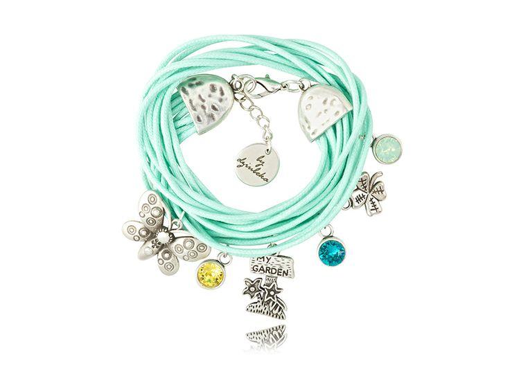 Bransoletka z kolekcji one, two, three. #ByDziubeka #jewelry #gift #bracelet #bransoletka