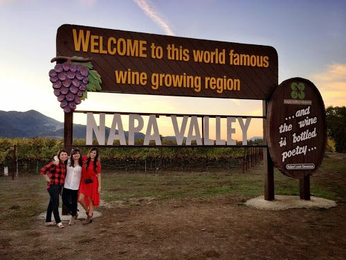 Seven Graces: 10 Things You Must Do in Napa Valley