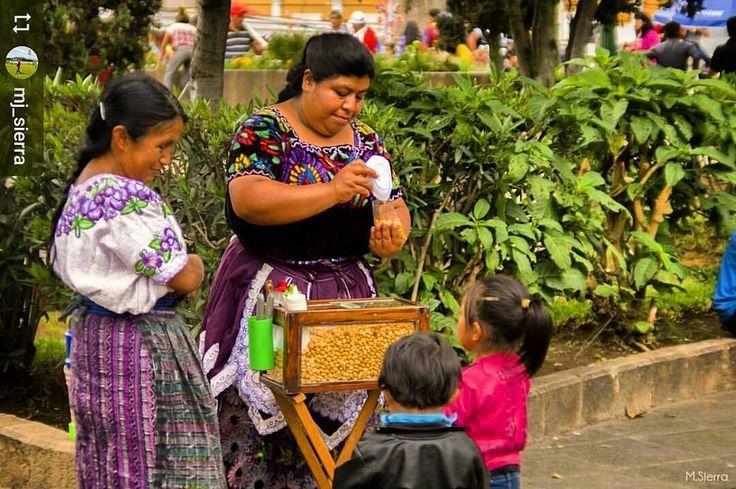 http://OkXela.com #Follow @mj_sierra: Lime salt #peanuts - #Maya street seller #Xela #Quetzaltenango #Guatemala #ILoveXela #AmoXela #CentralAmerica #Travel #Xelaju