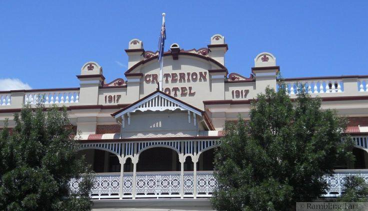 Criterion Hotel, Warwick, Queensland