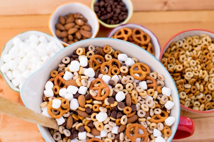Recipe for Gluten Free Cheerios Trail Mix