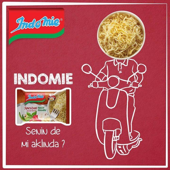 Senin de mi aklında? Hadi noodlelıyalım. #indomie #noodle #hazırnoodle  http://www.hepsiburada.com/indomie