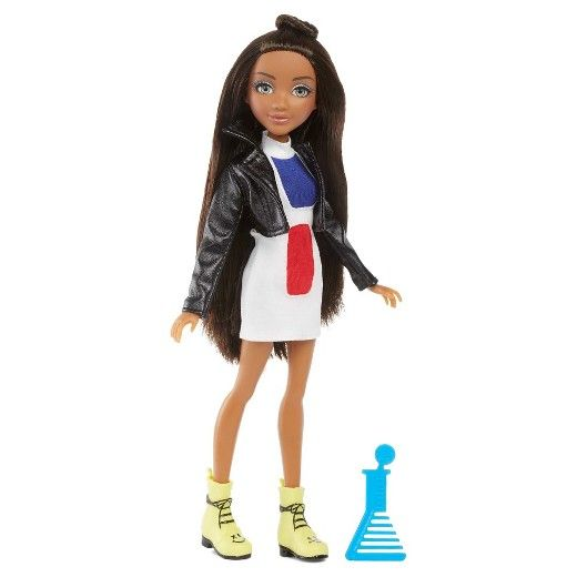 """Project Mc2™ is a team of four super-smart and seriously cool girls who use their love of science and their spy skills as they go on missions for secret organization, NOV8™ (that's """"innovate""""!).  And now there are two new recruits!  They're real girls with real skills ready to take on anything.  Watch new episodes of the Project Mc2™ original series, only on Netflix™!<br><br>Meet Bryden Bandweth™, tech genius..."""