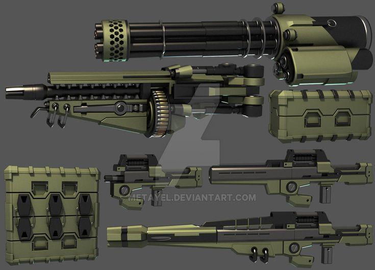 weapons by Metayel.deviantart.com on @DeviantArt