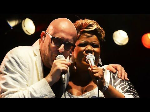 CLOSE TO YOU - Mario Biondi & Cheryl Porter (2014) - YouTube