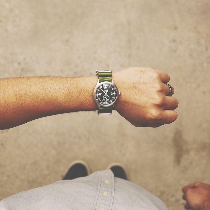 17 Best ideas about Field Watches on Pinterest