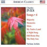 Charles Ives: Songs, Vol. 4 [CD], 13960162
