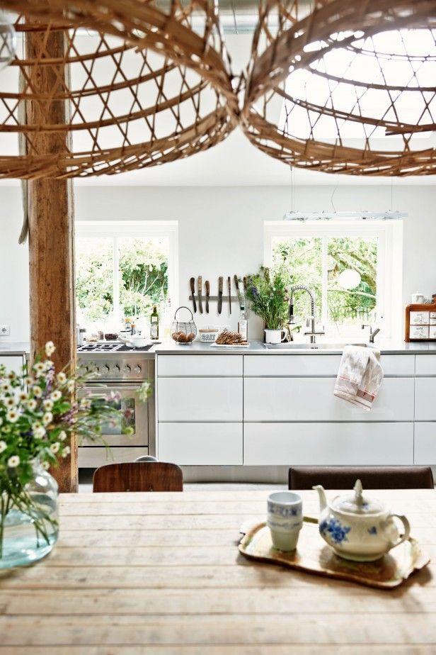 Rvs Keukenblad : RVS keukenblad, mooi! – Keuken Pinterest