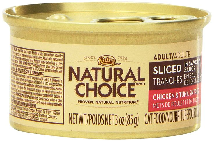 The Nutro Company Natural Choice Adult Sliced Chicken and Tuna Entrée, 3-Ounce, 24-Pack Cans => Details can be found  : Dog food types