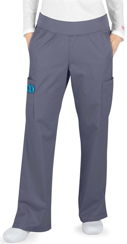 Scrubs - White Cross Allure Yoga Waist Scrub Pant