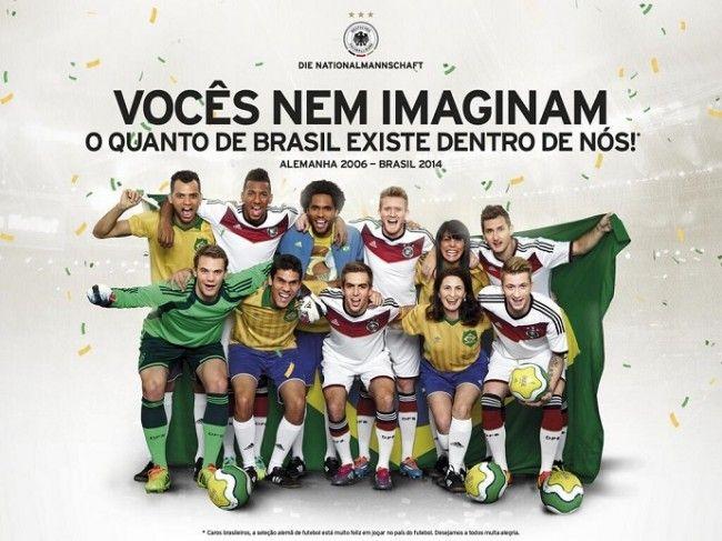 La selección alemana muestra su lado más alegre de cara a Brasil 2014 (video)