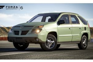 Latest Forza Motorsport 6 Car Pack Includes the Pontiac Aztek If Walter White went to Road America…