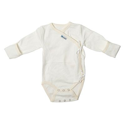 Onesie from Finnish maternity packet