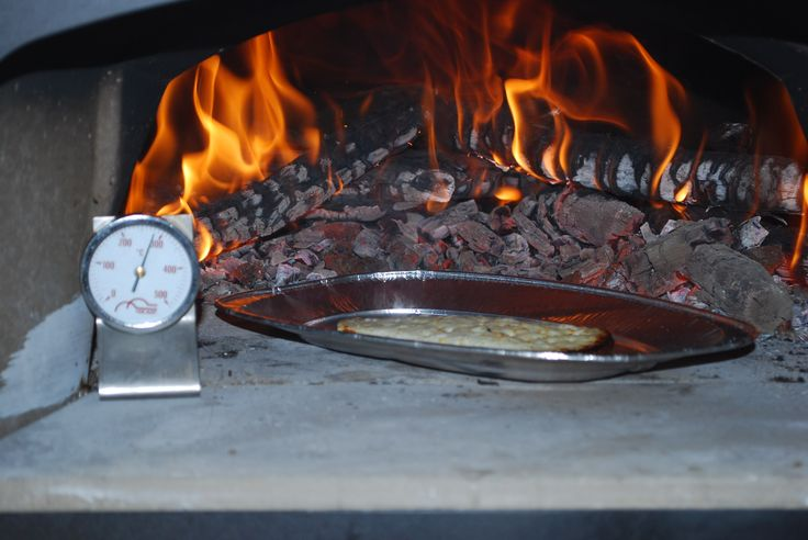 Baking cheese in the #ziociro #subitocotto at about 280°