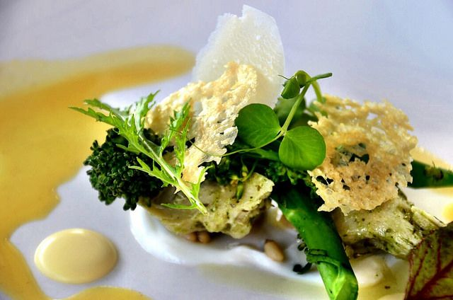 Gourmet Food at Tokara - A winery with an enviable view, the restaurant led by Chef Richard Carstens has been named one of the best in the area. A a former elBulli disciple, Chef Carstens shares his culinary creativity in what will be one of the best meals of your life.