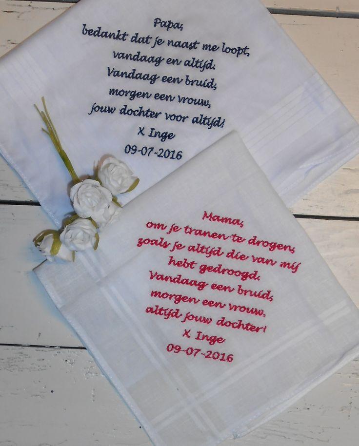 09-07-2016 dames en heren zakdoek bruiloft www.bruiloftzakdoekje.nl