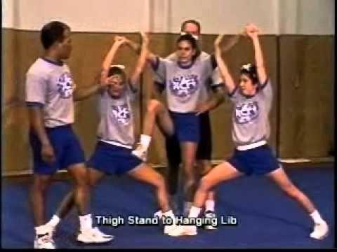 Stunts & Pyramids Foundations Series Cheerleading Video / DVD from Cheerleading-Videos.com - YouTube