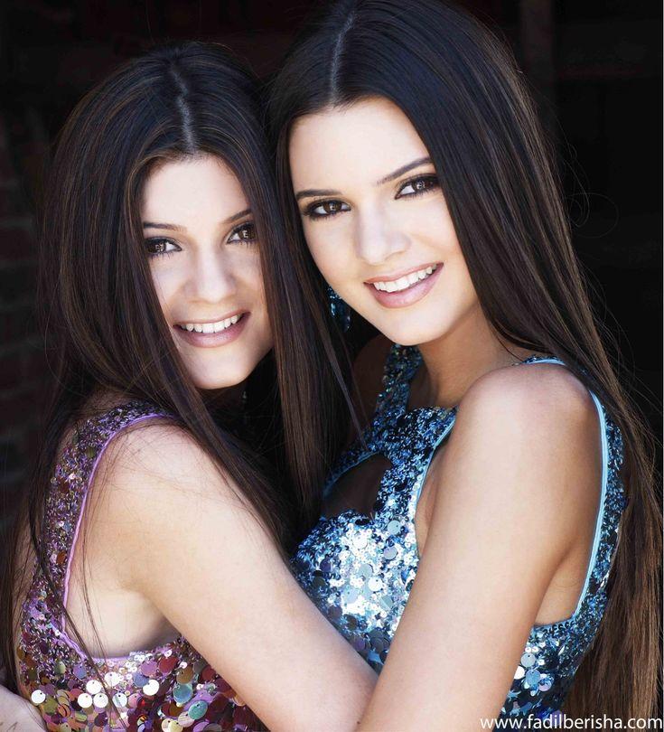kylie & kendall jenner | Kylie Jenner Kendall & Kylie Sherri Hill Photoshoot 2011