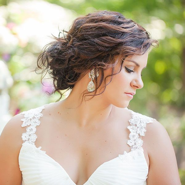 789 Best Images About Wedding Hairstyles On Pinterest