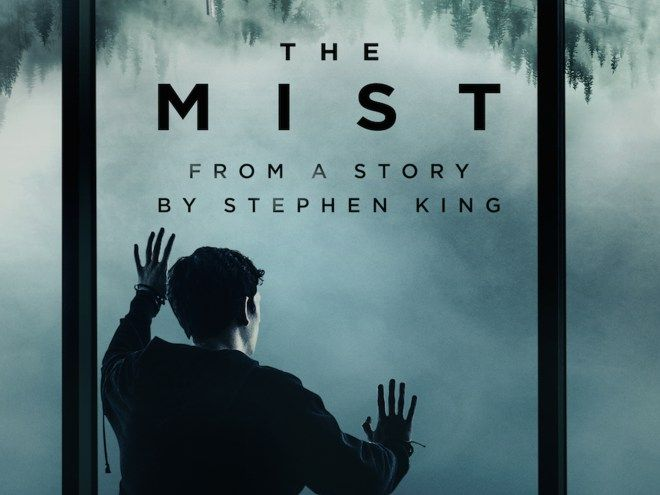 Watch the first trailer for Stephen King's The Mist TV series - Which debuts June 22, and fans of the novella will notice it takes the premise – a strange vapor rolls in, and otherworldly predators are unleashed – and adds an entirely new cast of characters. [...] | EW