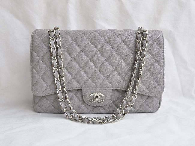 grey chanel bag - Google Search