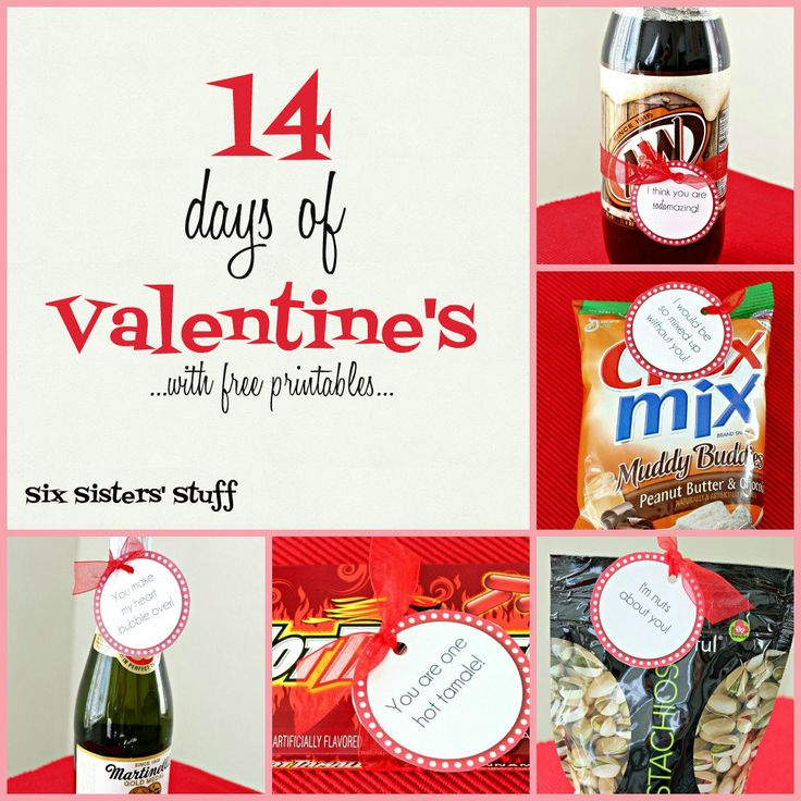 14 days of Valentines