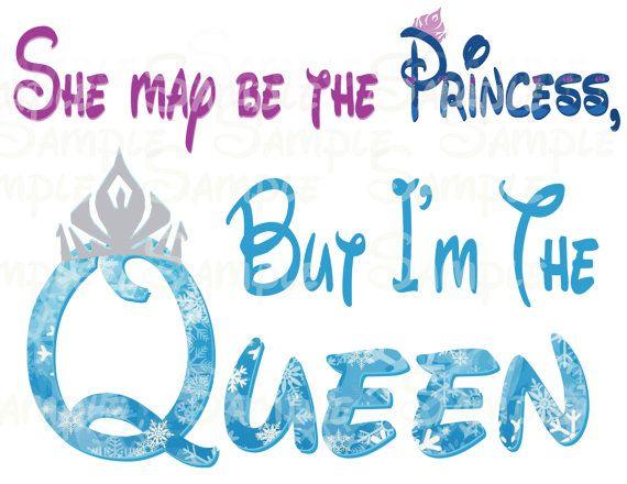 Disney Queen Disney Frozen Printable Image for Iron On Transfer DIY Disney Trip Halloween Anna Elsa Olaf on Etsy, $5.00