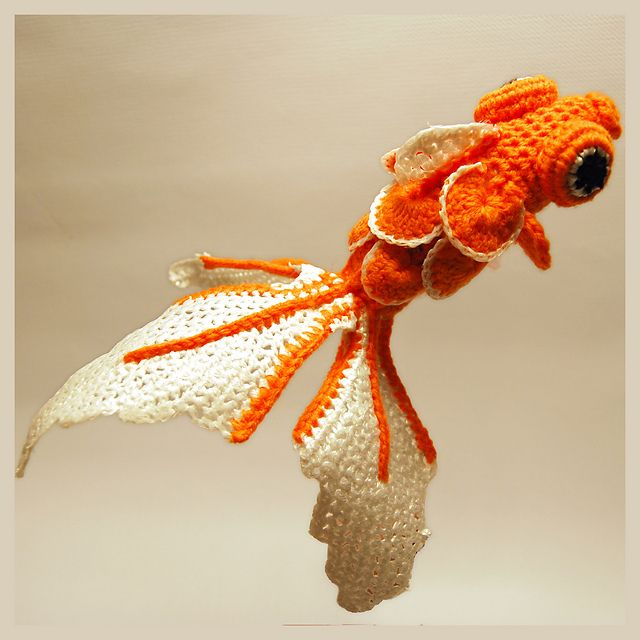 another crochet one - from Ravelry