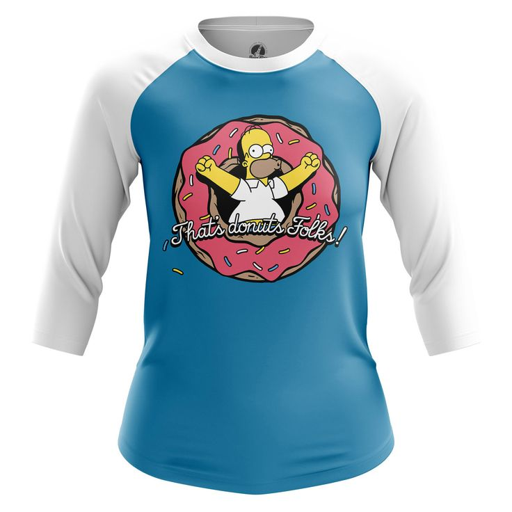 awesome Girls Raglan Thats Donuts Cartoons The Simpsons Thats Donuts  -   #Animatedcartoonsmerch #cartoonsclothestheSimpsonstshirt #cartoonsmerchandise #cartoonstshirts #clothestheSimpsons #girlsclothes #girlsraglan #girlstshirts #raglantshirtfemale #Simpsonsmerch #Simpsonsmerchandise #Simpsonsshirts