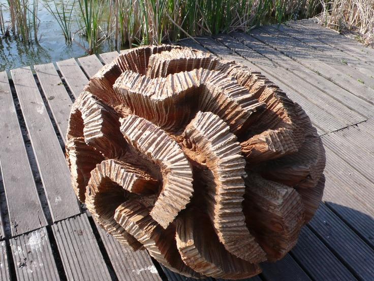 sculpture de Marc Nucera (sculpteur d'arbre)