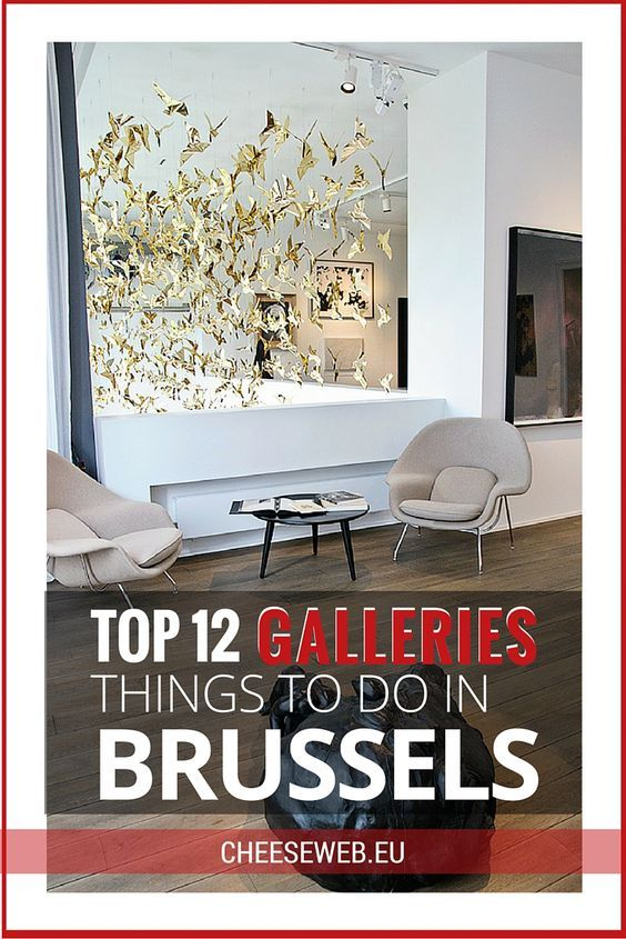 Art enthusiasts will find plenty of things to do in #Brussels, #Belgium. We share our list of the 12 best museums, galleries, and events for art-lovers in Brussels.