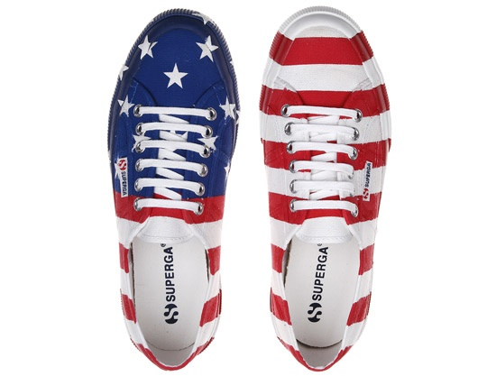 Superga 2750 Cotu Flag SneakerSuperga, Fashion Shoes, American Flags, Fourth Of July, Red White Blue, Men Shoes, 4Th Of July, American Dreams, Independence Day