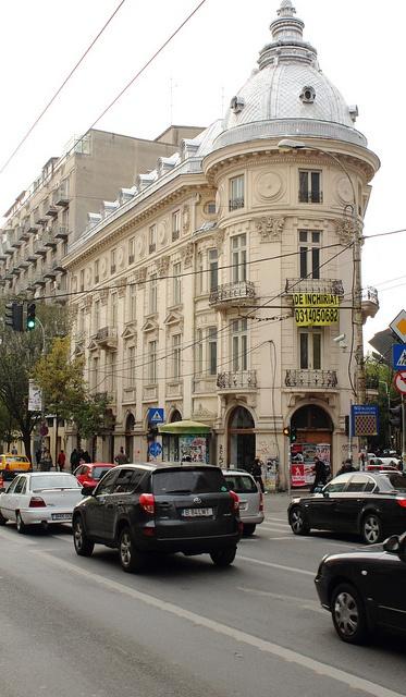 Beautiful building - Bucuresti,...