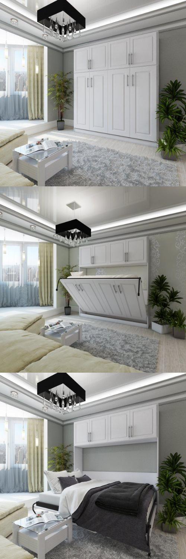 Horizontal Murphy Bed Hardware Kits : The best horizontal murphy bed ideas on
